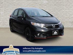 2020 Honda Fit Sport