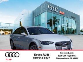 2017 Audi A4 ultra Premium