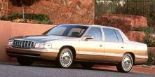 Used 1998 Cadillac Deville