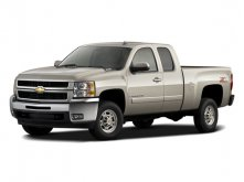 Used 2008 Chevrolet Silverado 2500HD