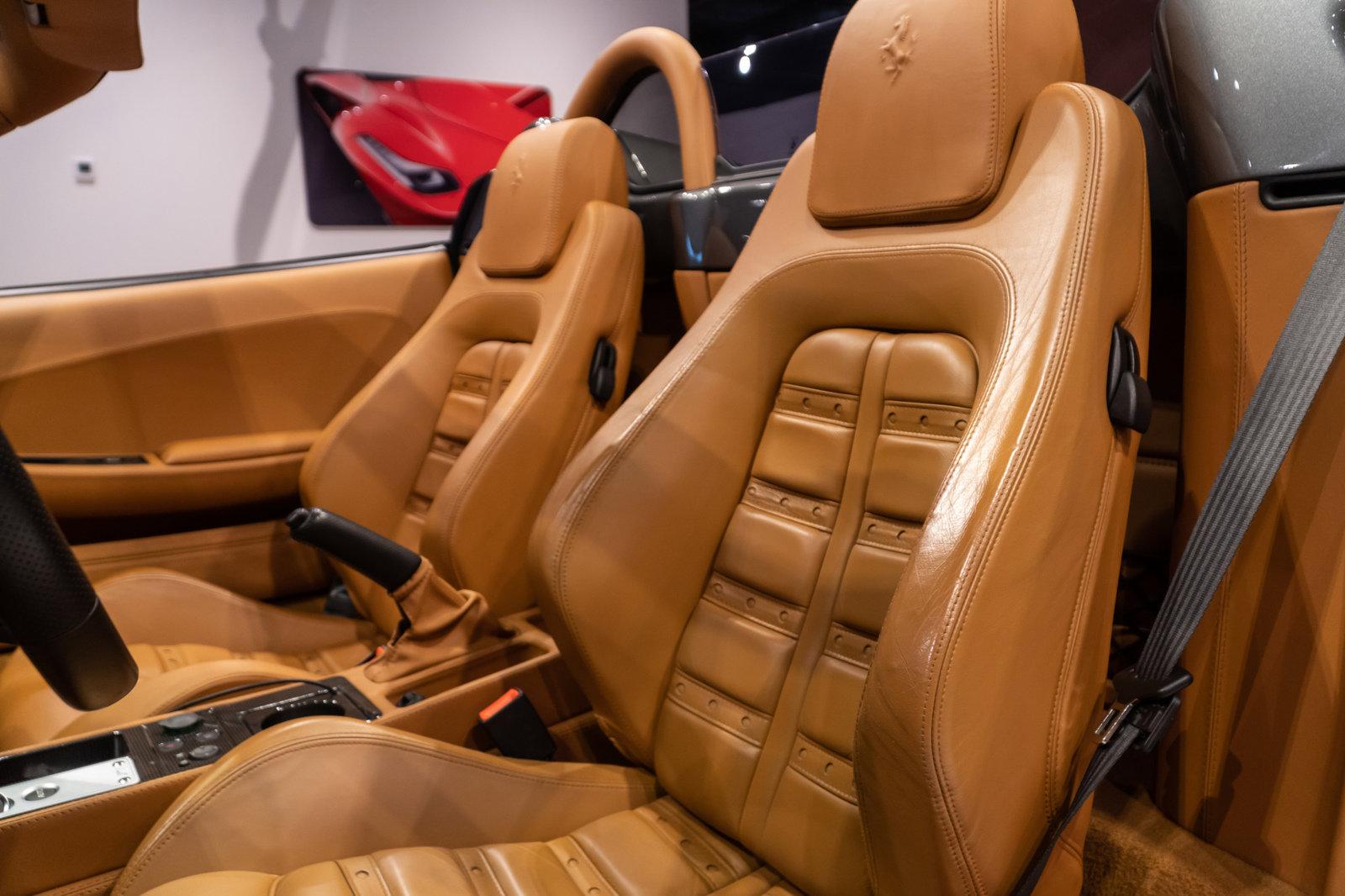 Pre-Owned 2008 Ferrari F430 Spider