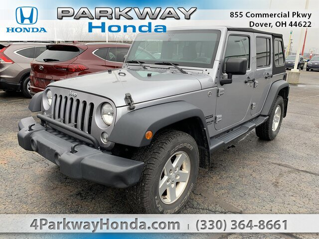 Special - 2014 Jeep Wrangler Unlimited