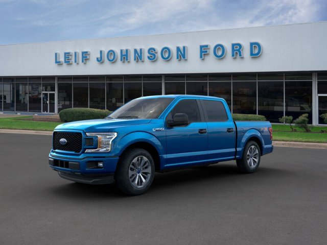 2019 Ford F-150 SuperCrew 5.5' Box XL - STX Package