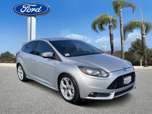 2014 Ford Focus ST 4D Hatchback