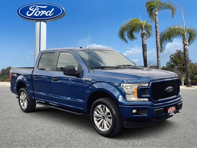 2018 Ford F-150 4D SuperCrew