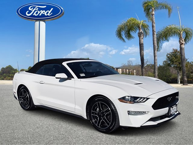 2019 Ford Mustang EcoBoost Premium 2D Convertible