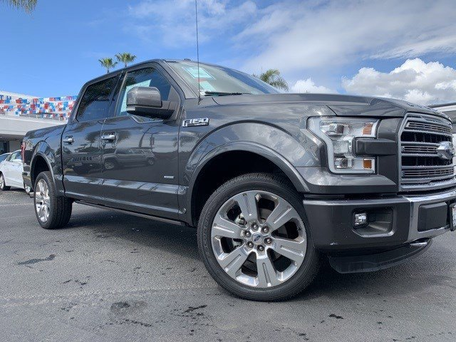 2016 Ford F-150 Limited 4D SuperCrew