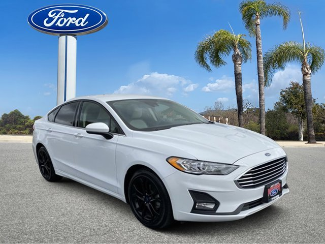 2019 Ford Fusion SE 4D Sedan