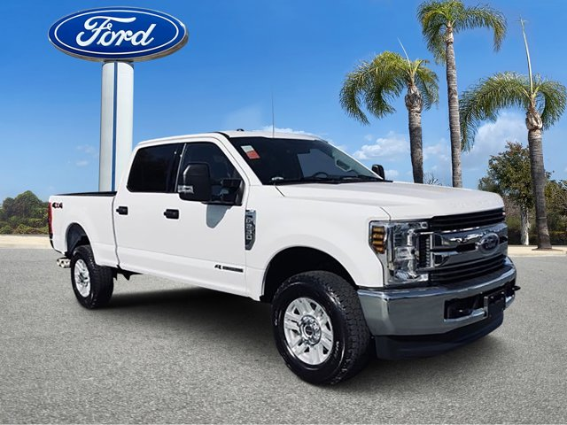 2019 Ford Super Duty F-250 XLT 4D Crew Cab