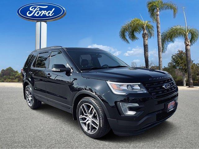 2017 Ford Explorer Sport 4D Sport Utility