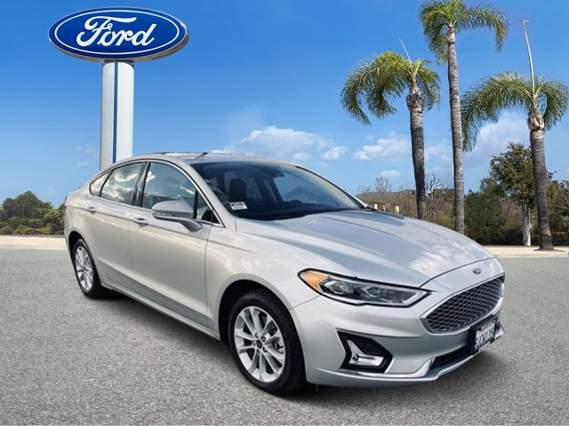 2019 Ford Fusion Energi Titanium 4D Sedan