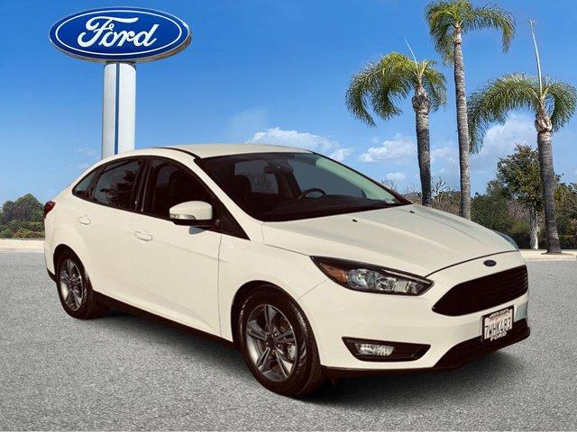 2016 Ford Focus SE 4D Sedan