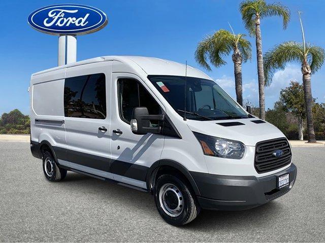 2015 Ford Transit-250 MEDIUM ROOF 3D Medium Roof Cargo Van