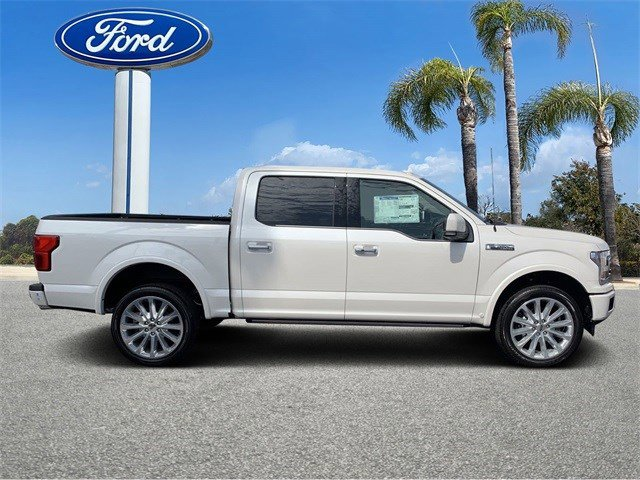 2019 Ford F-150 SuperCrew 5.5' Box Limited