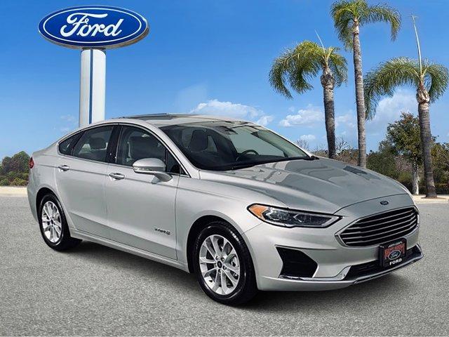 2019 Ford Fusion Hybrid SEL 4D Sedan