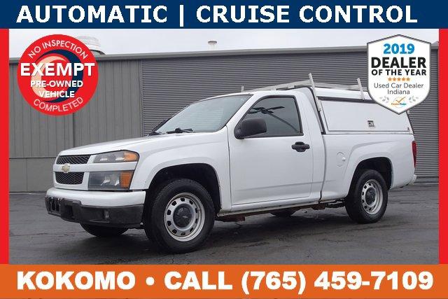 2011 Chevrolet Colorado WorkTruck