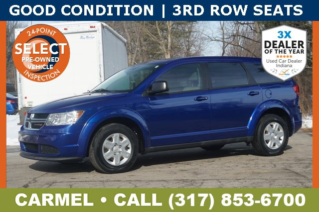 2012 Dodge Journey American Value Pkg