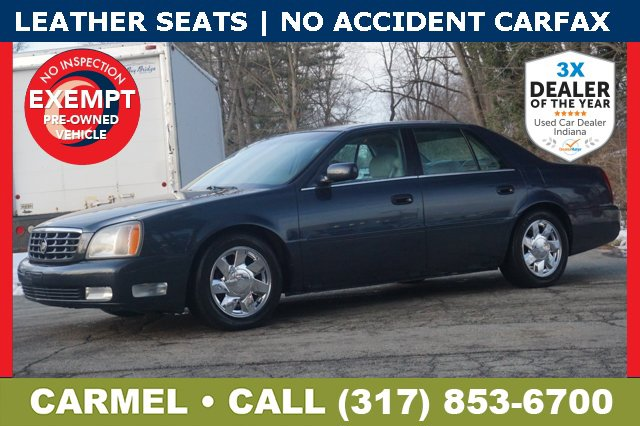 2000 Cadillac DeVille DTS DTS