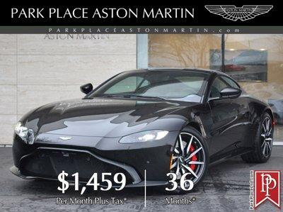 2019 Aston Martin Vantage Coupe