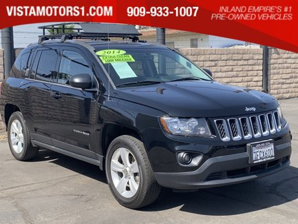 2014-Jeep-Compass-Sport-Freedom-Drive-Off-Road-4D-4-Cyl-24L