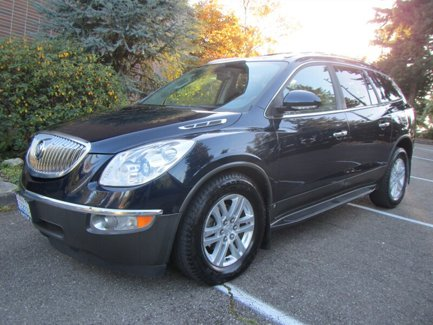 Used-2009-Buick-Enclave-AWD-4dr-CX