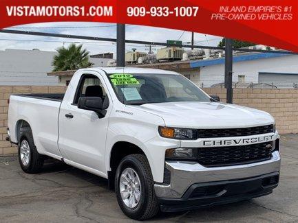 2019 Chevrolet Silverado 1500 2D Regular V8 EcoTec3 5.3L