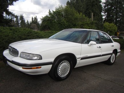 Used 1997 Buick LeSabre 4dr Sdn Custom