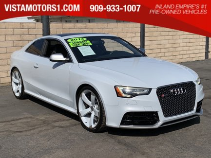 2013 Audi RS 5 Titanium Pkg 2D Coupe V8 4.2L AWD **Very Low Mileage**