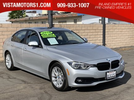2018 BMW 3 Series 320i Sport Convenience Pkg 4D Sedan 4-Cyl Turbo 2.0L