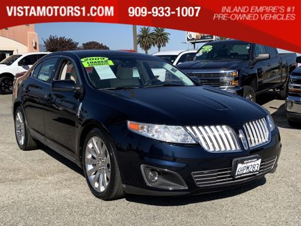 2009-LINCOLN-MKS-Technology-Ultimate-Pkg-4D-Sedan-V6-37L-AWD