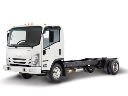 New 2017 Isuzu NPR
