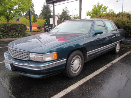 Used 1995 Cadillac Deville 4dr Sedan