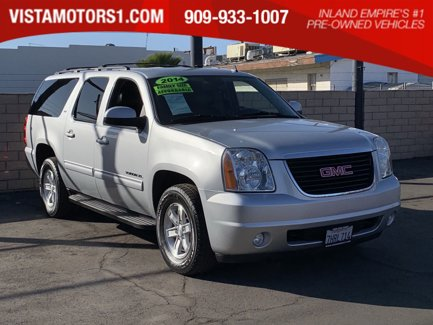 2014-GMC-Yukon-XL-1500-SLT-4D-Sport-Utility-V8-Flex-Fuel-53L