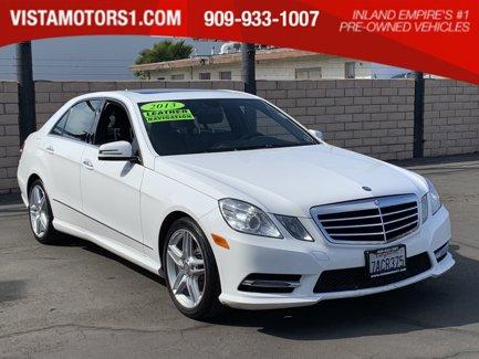 2013-Mercedes-Benz-E-350-Sport-Premium-Pkg-1-4D-Sedan-V6-35L
