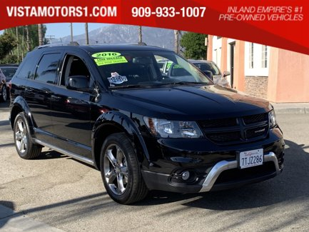 2016-Dodge-Journey-Crossroad-4D-Sport-Utility-4-Cyl-24L