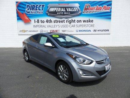 Used 2015 Hyundai Elantra 4dr Sdn Auto Limited (Alabama Plant)