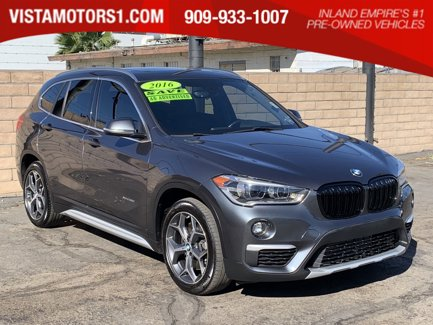 2016 BMW X1 xDrive28i Premium Cold Weather Technology Pkg 4D Sport Utility 4-Cyl Twin Turbo 2.0L AWD