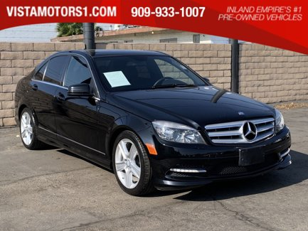 2011-Mercedes-Benz-C-300-Premium-Handling-Multimedia-Pkg-1-4D-Sedan-V6-30L