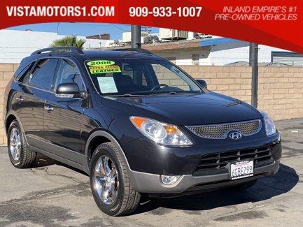 2008-Hyundai-Veracruz-Limited-4D-Sport-Utility-V6-38L