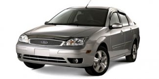Used 2007 Ford Focus 4dr Sdn S