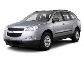 Used 2012 Chevrolet Traverse FWD 4dr LT w-1LT