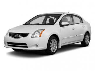 Used 2012 Nissan Sentra 4dr Sdn I4 CVT 2.0 S