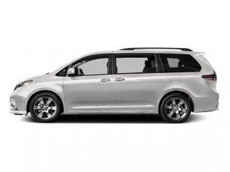 2016 Toyota Sienna 5dr 8-Pass Van SE FWD