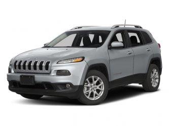 New 2017 Jeep Cherokee Latitude 4x4