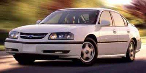 2002 Chevrolet Impala LS Lebanon, VA