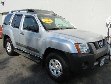 2007 Nissan Xterra