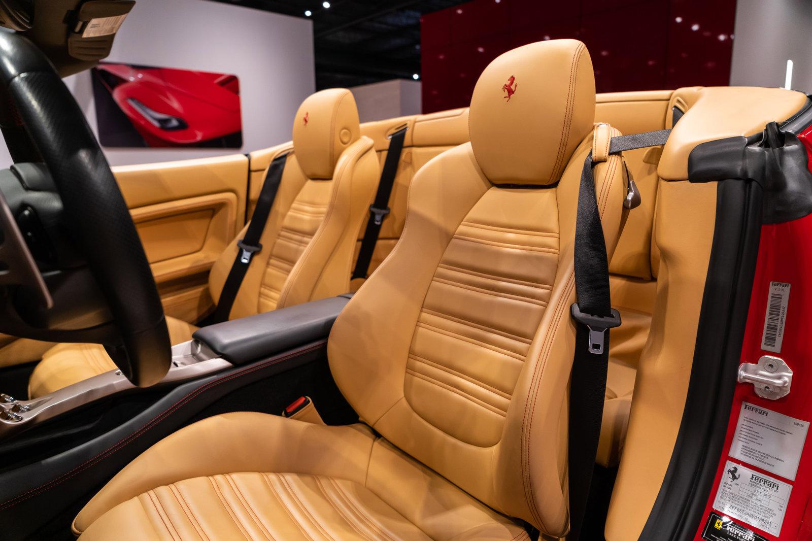 Certified Pre-Owned 2014 Ferrari California