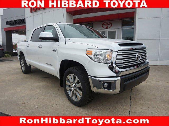 New 2017 Toyota Tundra, $51110