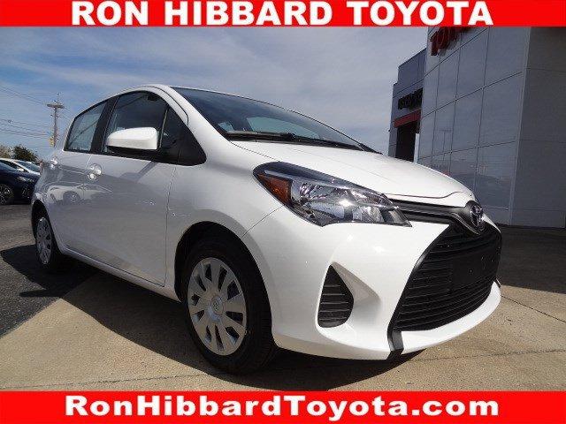 New 2017 Toyota Yaris, $17420