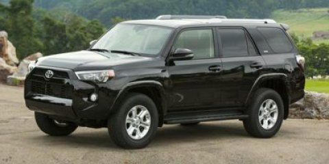 New 2017 Toyota 4Runner, $41262